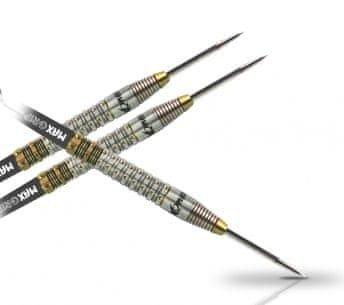 Tungstenové šipky - steel XQMax Darts - 22 g