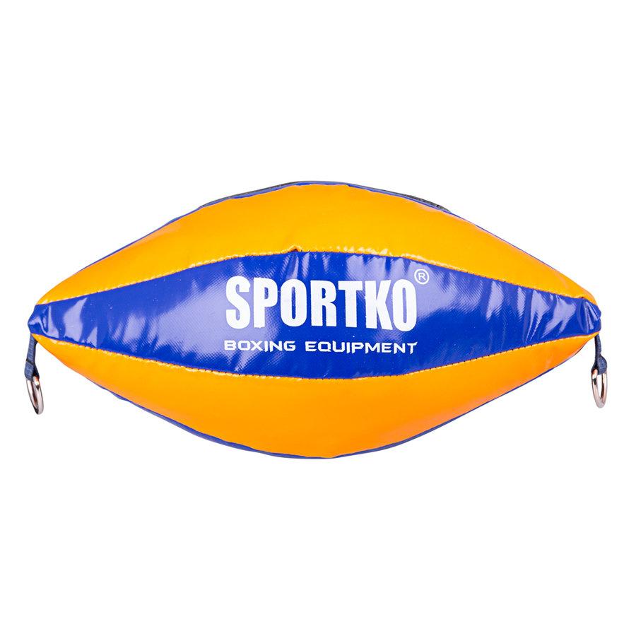 Boxovací míč SportKO - průměr 22 cm