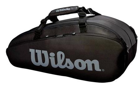 Tenisová taška - Wilson Tour 2 Comp Small 2019 Black/Grey