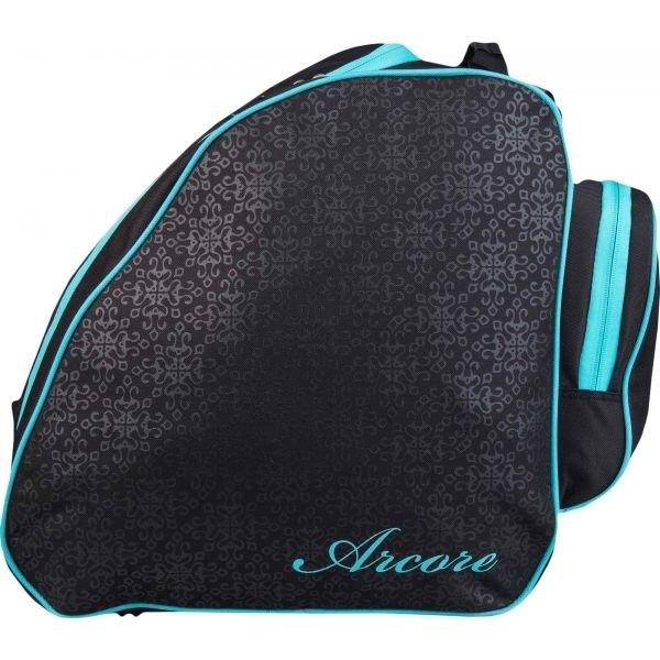 Černá taška na lyžařské boty pro 1 pár Arcore