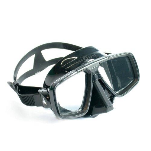 Černá potápěčská maska Look, TECHNISUB