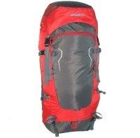 Expediční batoh - Batoh Expediční Ranis 70l červená