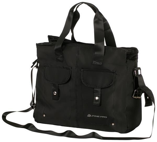 Černá dámská kabelka Alpine Pro