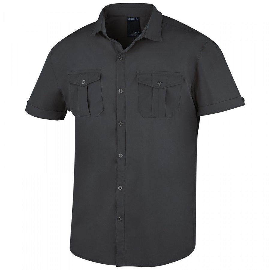 Pánská košile s krátkým rukávem Husky