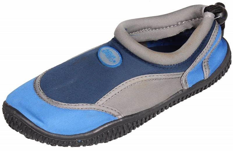 Modro-šedé dětské boty do vody Jadran 21, Aqua-Speed - velikost 31 EU