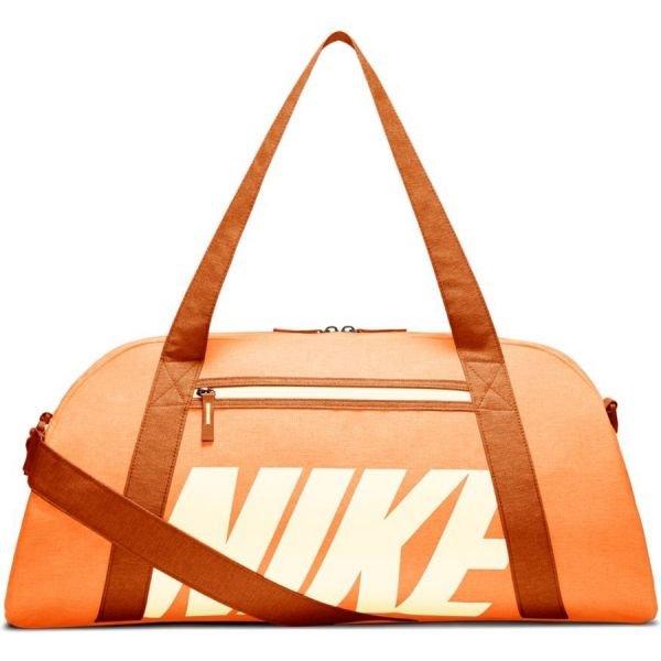 Oranžová dámská sportovní taška Nike