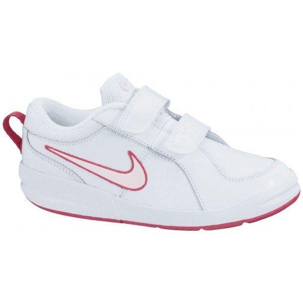 Bílé dívčí tenisky Nike