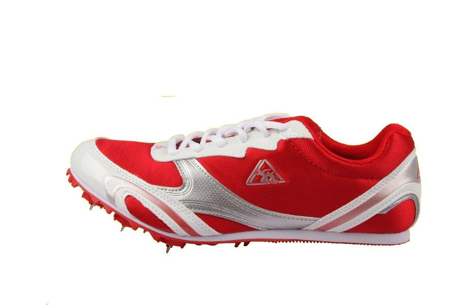 Bílo-červené běžecké tretry LA sport