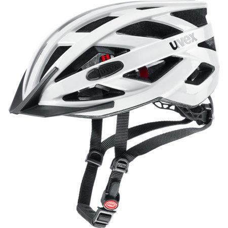 Bílá cyklistická helma Uvex - velikost 52-57 cm