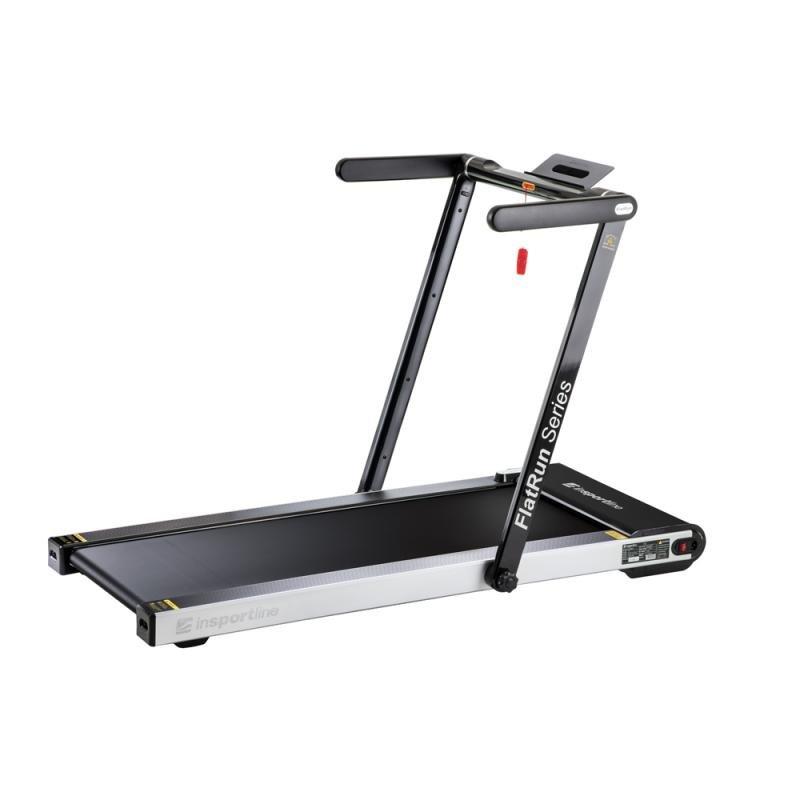 Běžecký pás FlatRun, inSPORTline - nosnost 100 kg