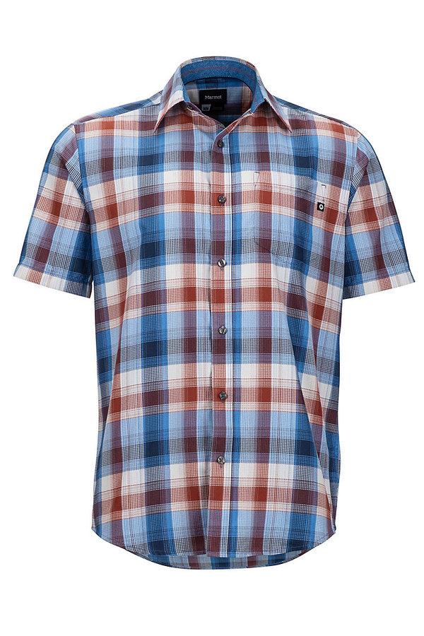 Kostkovaná pánská košile Marmot