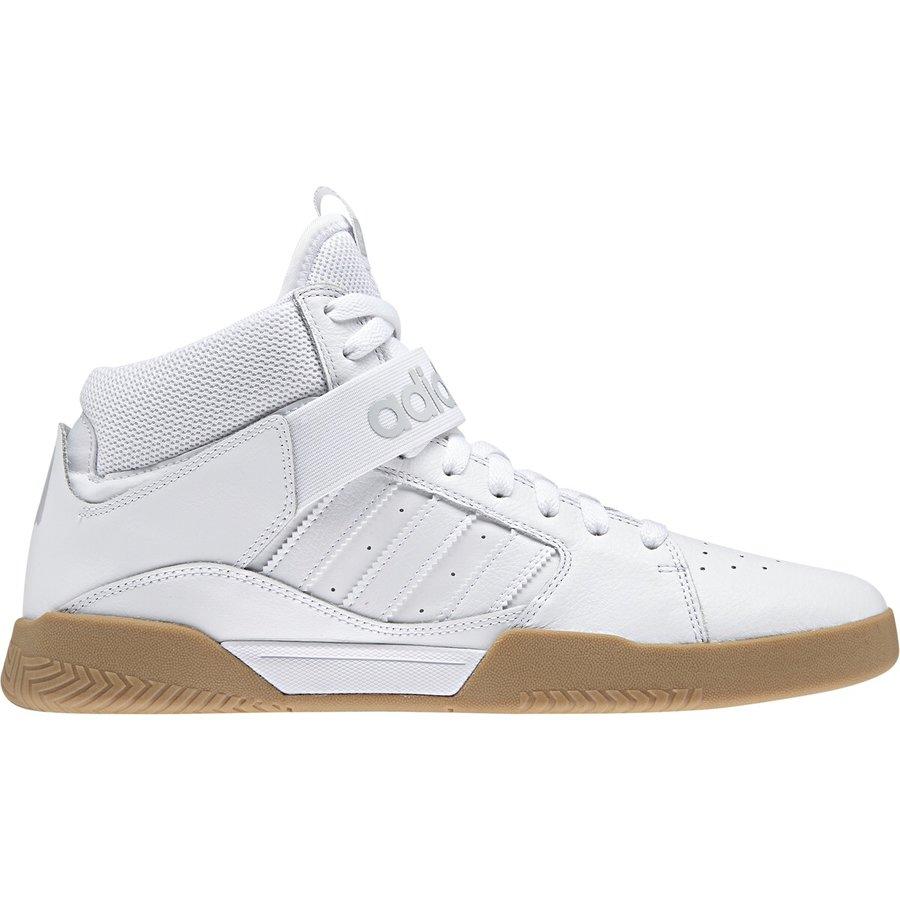 Bílé pánské kotníkové boty Adidas - velikost 41 EU