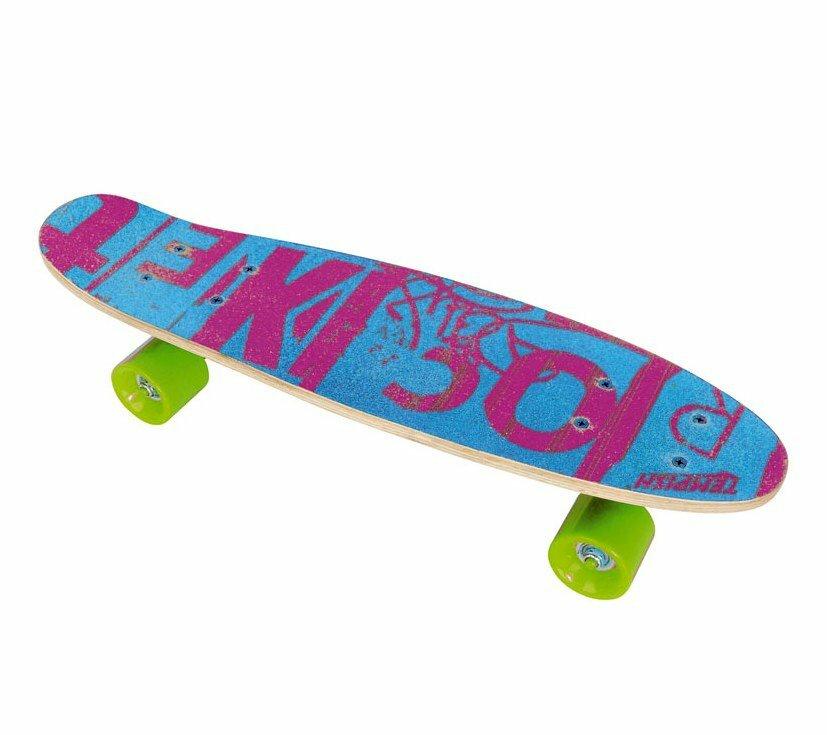 Skateboard - Tempish ROCKET Skateboard blue Varianta: univerzální
