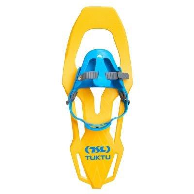 Žlutá dětská sněžnice TSL - délka 44 cm