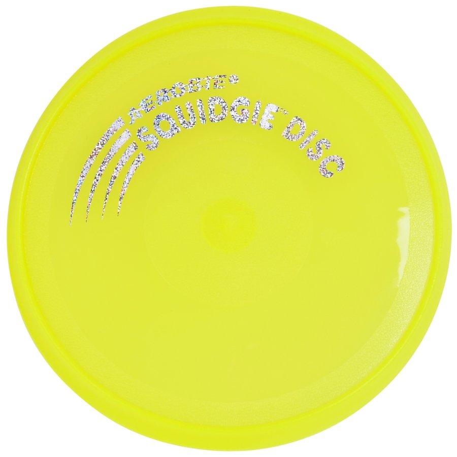 Žluté plastové frisbee Aerobie - průměr 20 cm