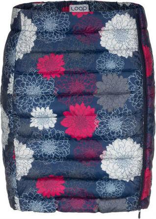 Modrá dámská sukně Loap - velikost XS