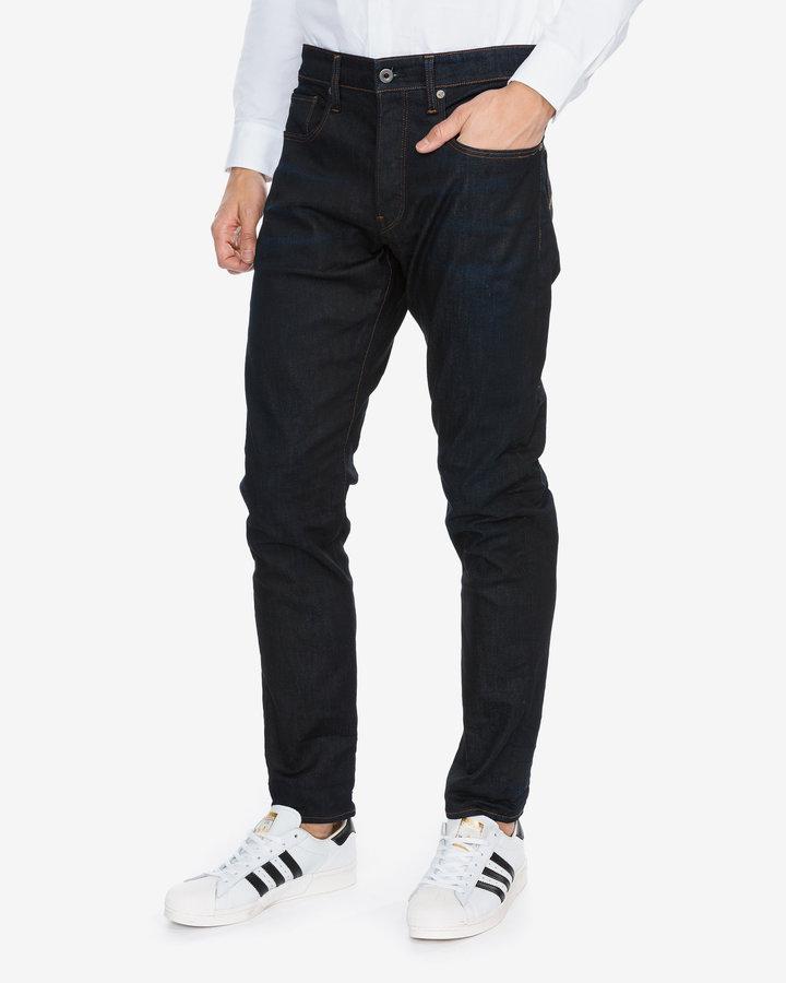 Modré pánské džíny G-Star RAW - velikost 33