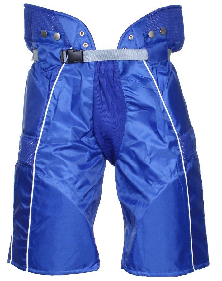 Modré hokejbalové kalhoty - senior Merco