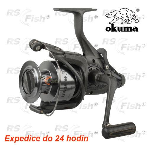 Rybářský naviják - Okuma® Naviják Okuma Longbow XT 655