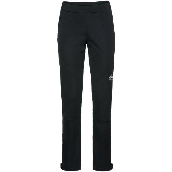 Černé dámské kalhoty na běžky Odlo