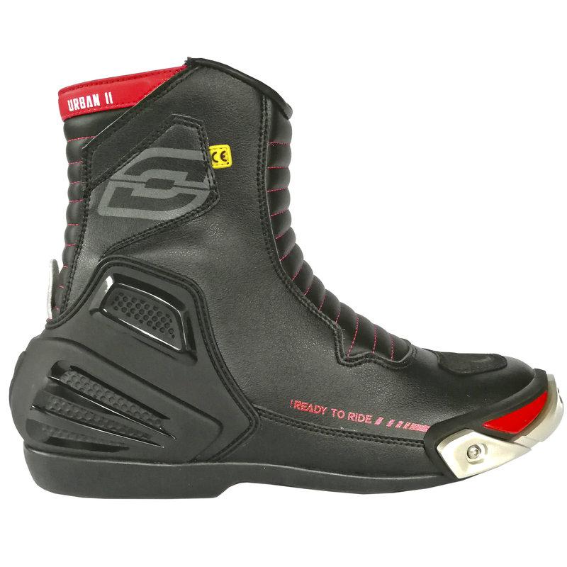 Nízké pánské motorkářské boty Urban II, Ozone
