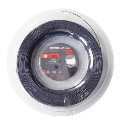 Černý tenisový výplet Artengo - průměr 1,20 mm