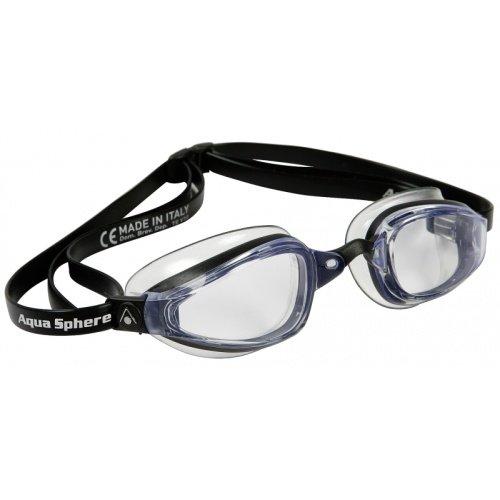 Černé plavecké brýle K180, Michael Phelps