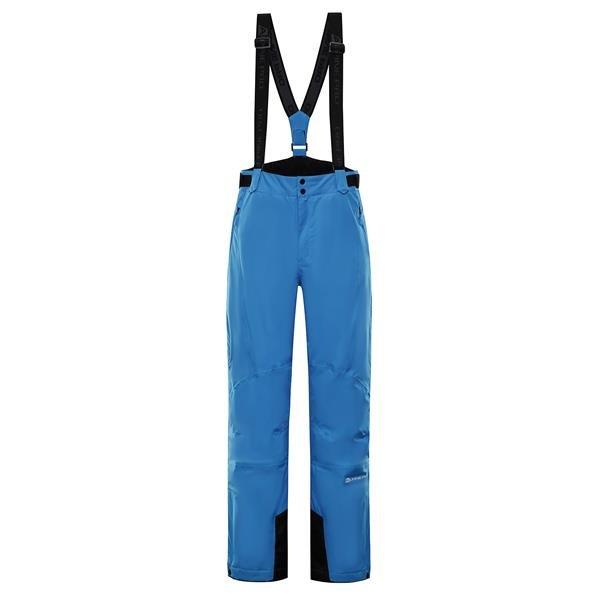 Modré pánské lyžařské kalhoty Alpine Pro - velikost 3XL