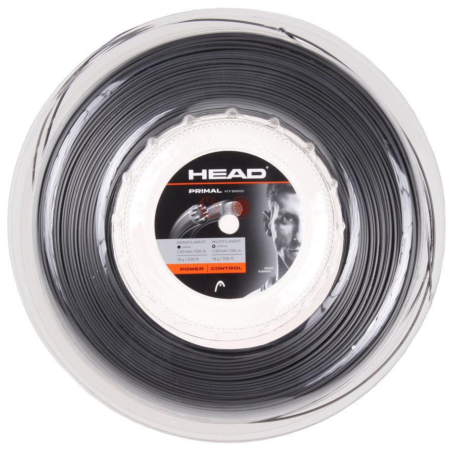 Tenisový výplet Primal, Head - průměr 1,3 mm a délka 200 m