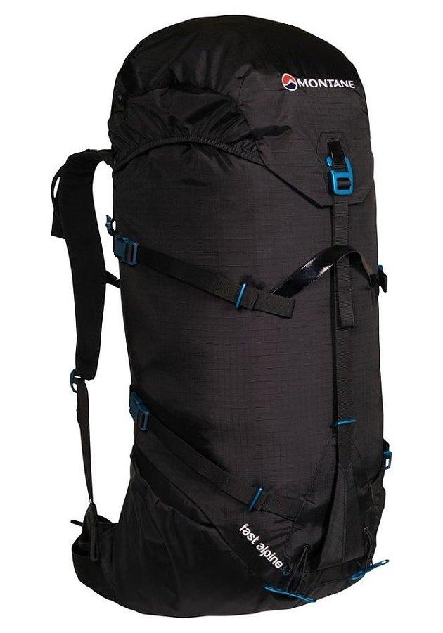 Černý turistický batoh Montane - objem 40 l