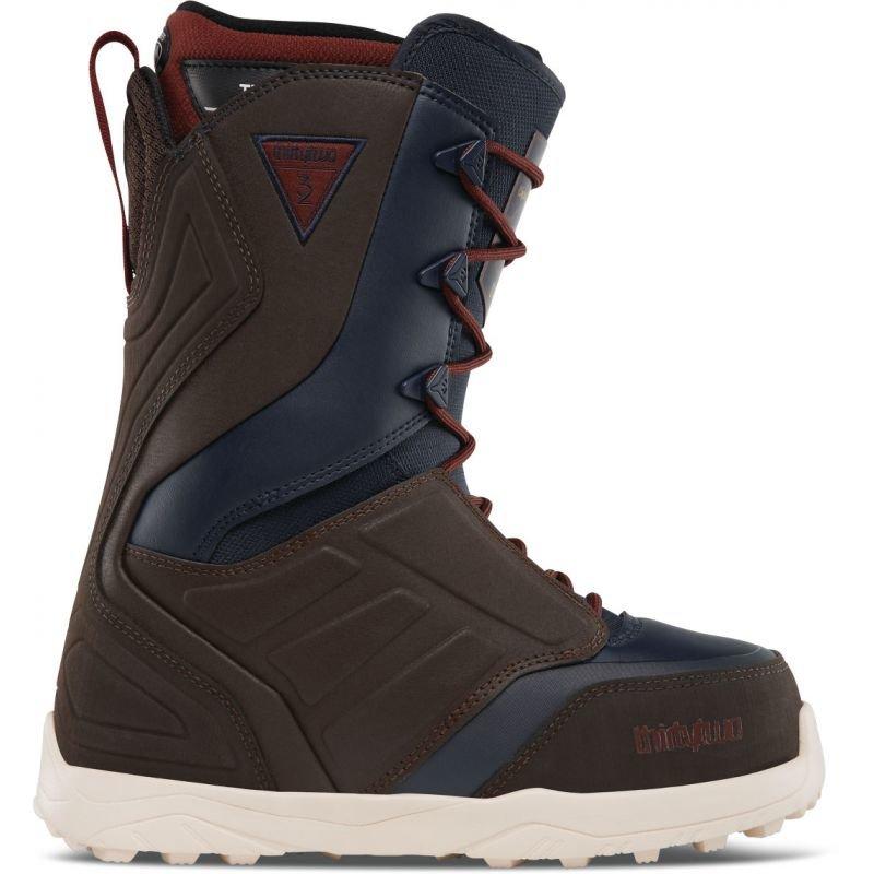 Hnědé pánské boty na snowboard ThirtyTwo - velikost 47 EU