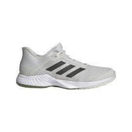 Šedá pánská tenisová obuv Adizero club, Adidas