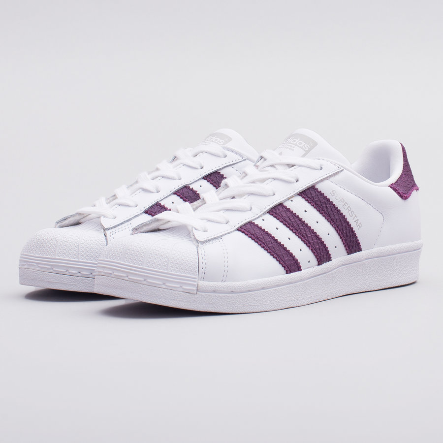 Bílé dámské tenisky Superstar, Adidas - velikost 38 EU