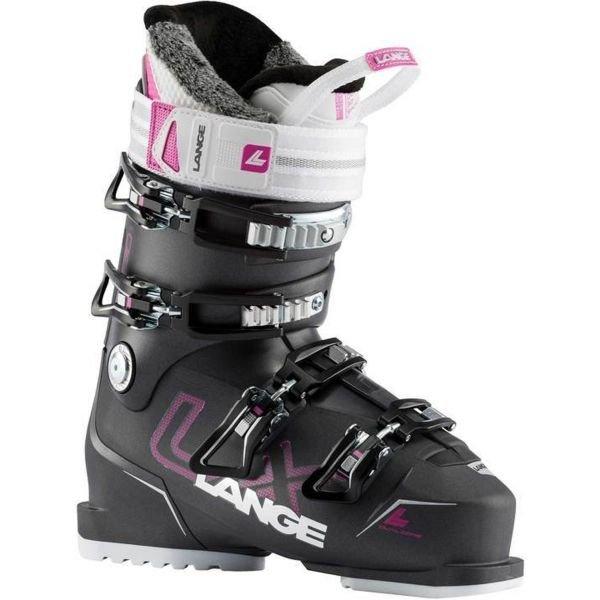 Černé dámské lyžařské boty Lange
