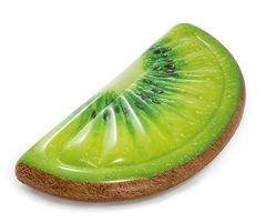 Zelené nafukovací lehátko Kiwi INTEX - délka 178 cm a šířka 85 cm