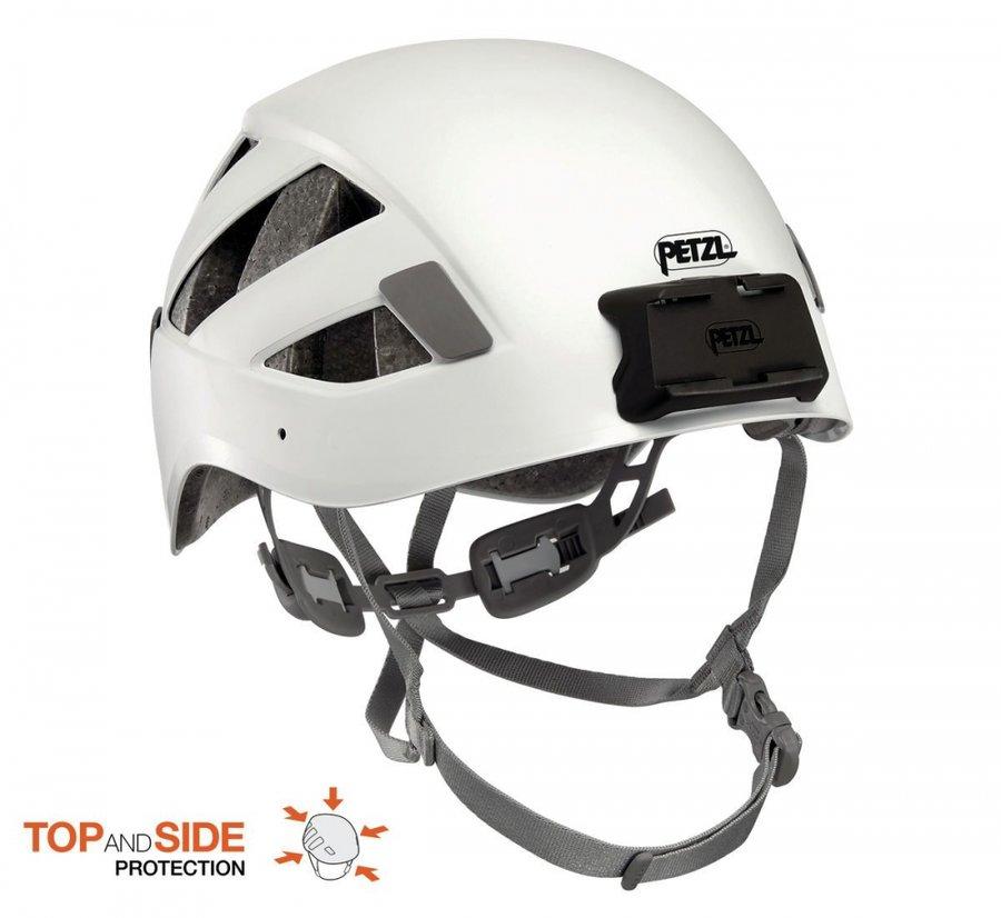 Bílá pánská horolezecká helma Boreo, Petzl