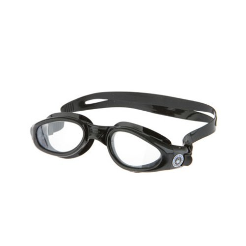 Černé dětské chlapecké nebo dívčí plavecké brýle Kaiman small, Aqua Sphere