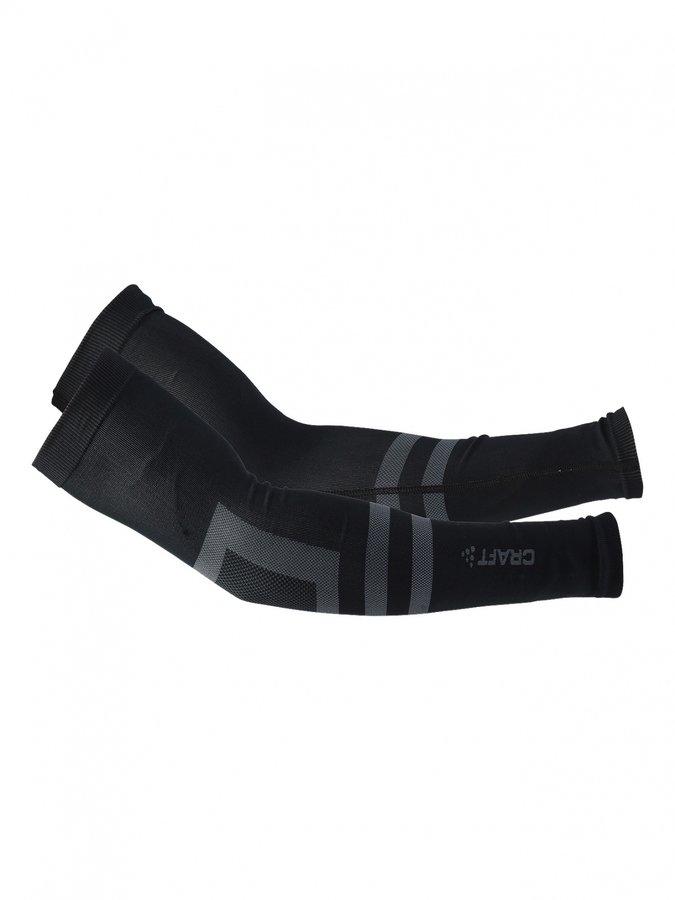Černé cyklistické návleky na ruce Craft - velikost XL-XXL