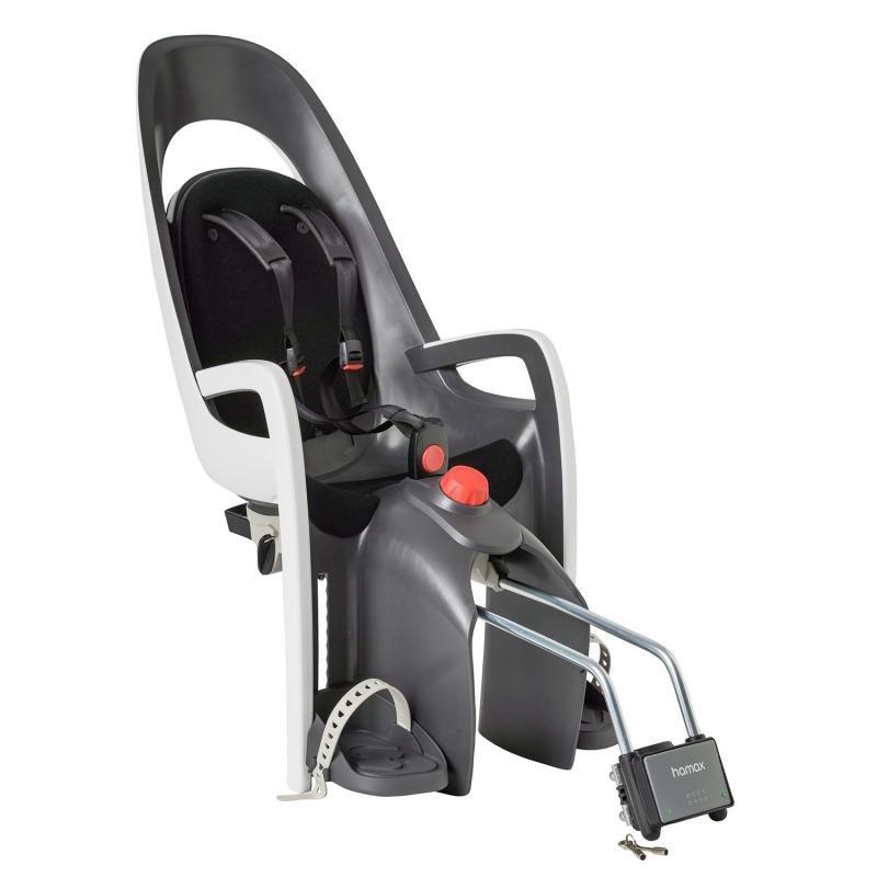 Dětská sedačka na kolo Hamax - nosnost 22 kg