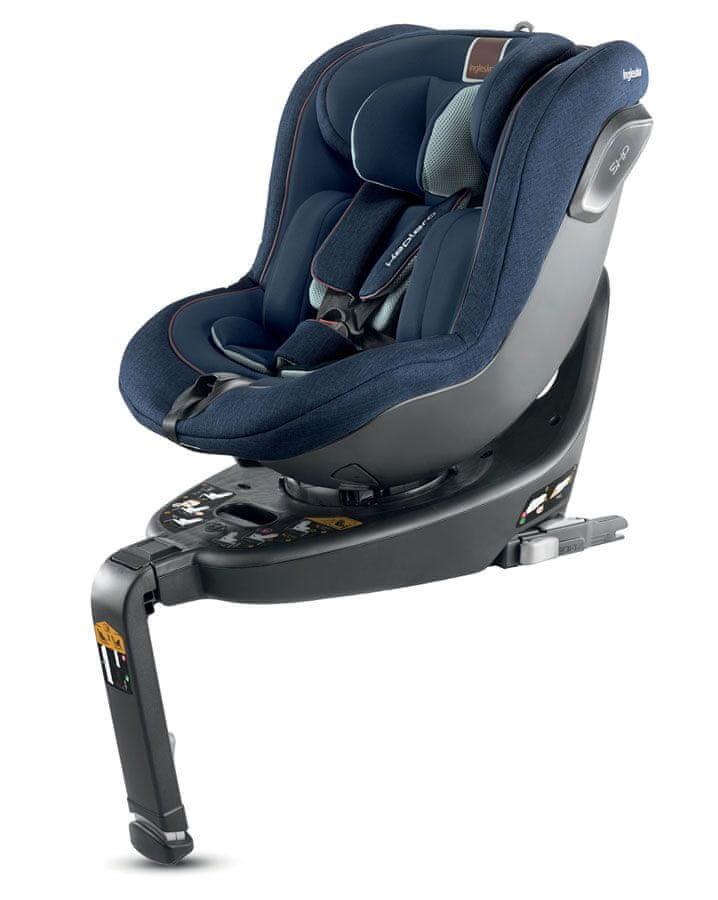 Modrá dětská autosedačka Inglesina - nosnost 18 kg