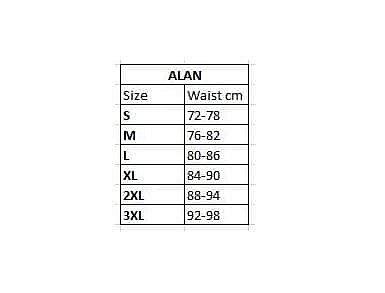 Černé pánské plavky Aqua-Speed - velikost L