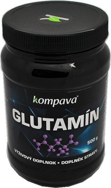 L-Glutamin - Glutamin - Kompava 500g