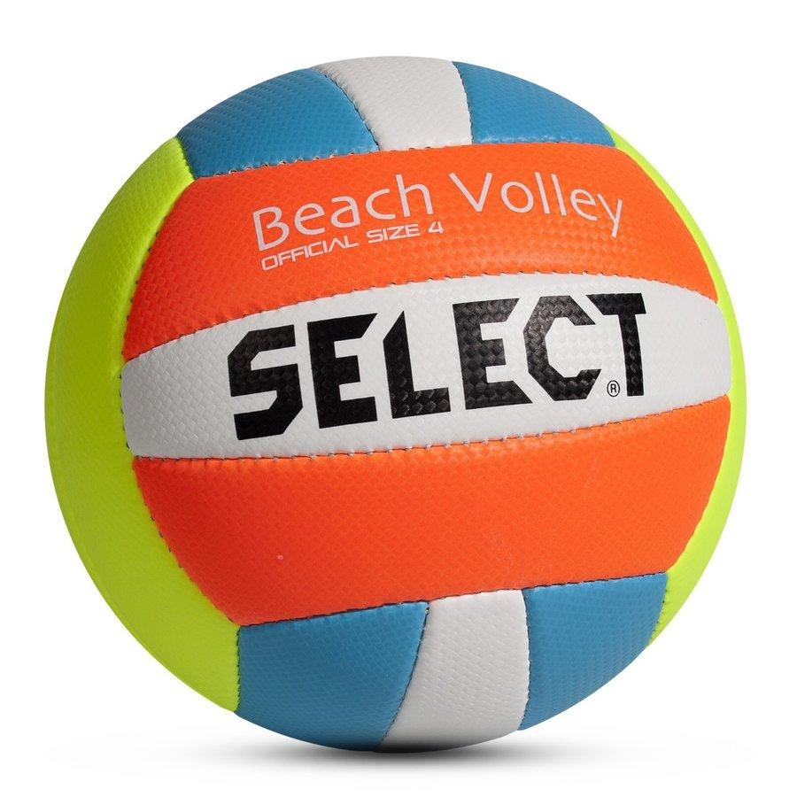 Různobarevný volejbalový míč Select - velikost 4