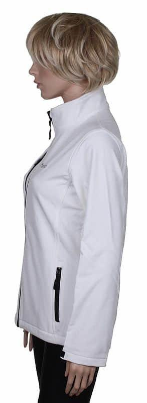 Fialová softshellová dámská bunda Lambeste - velikost M