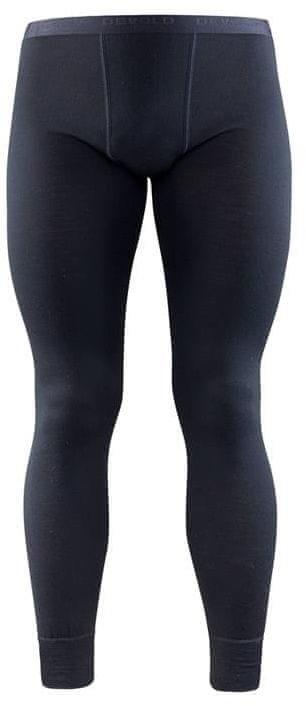 Černé pánské funkční kalhoty Devold - velikost XL