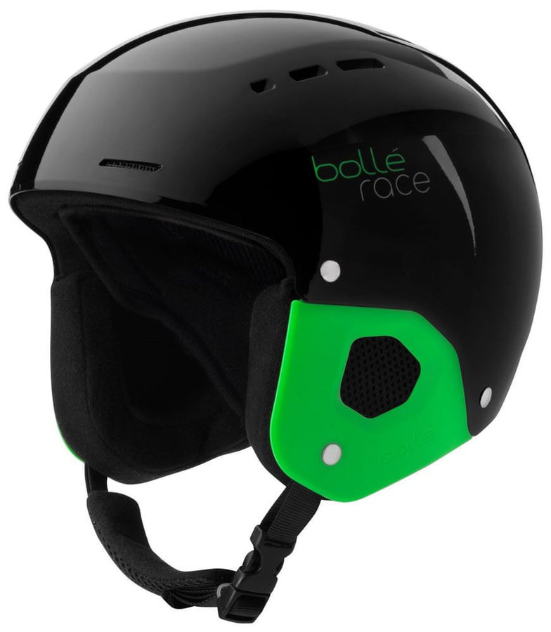 Černá dětská lyžařská helma Bollé - velikost 49-52 cm