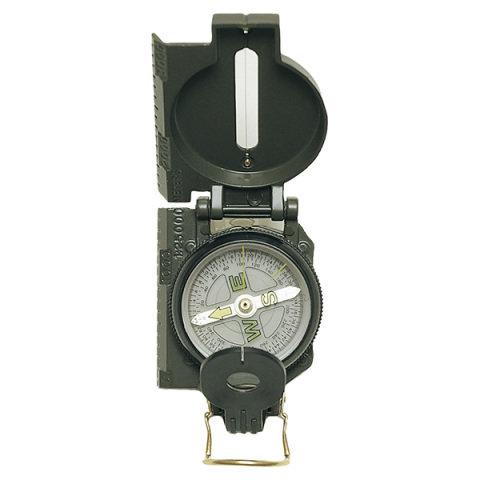 Kompas - Kompas US kovové tělo ZELENÝ import