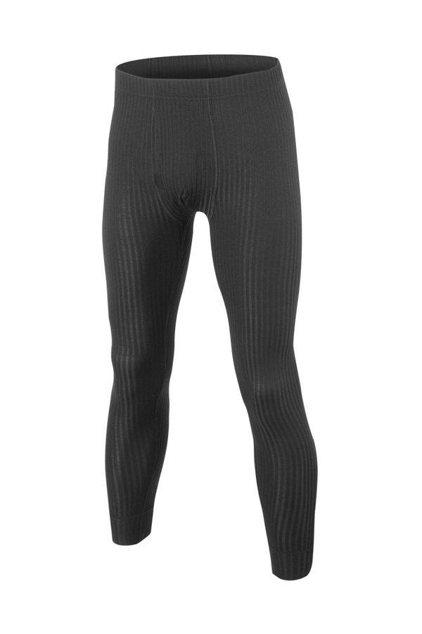 Černé pánské funkční kalhoty Lasting - velikost XS