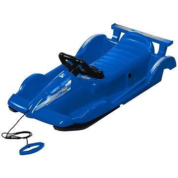 Modré dětské boby s volantem AlpenGaudi