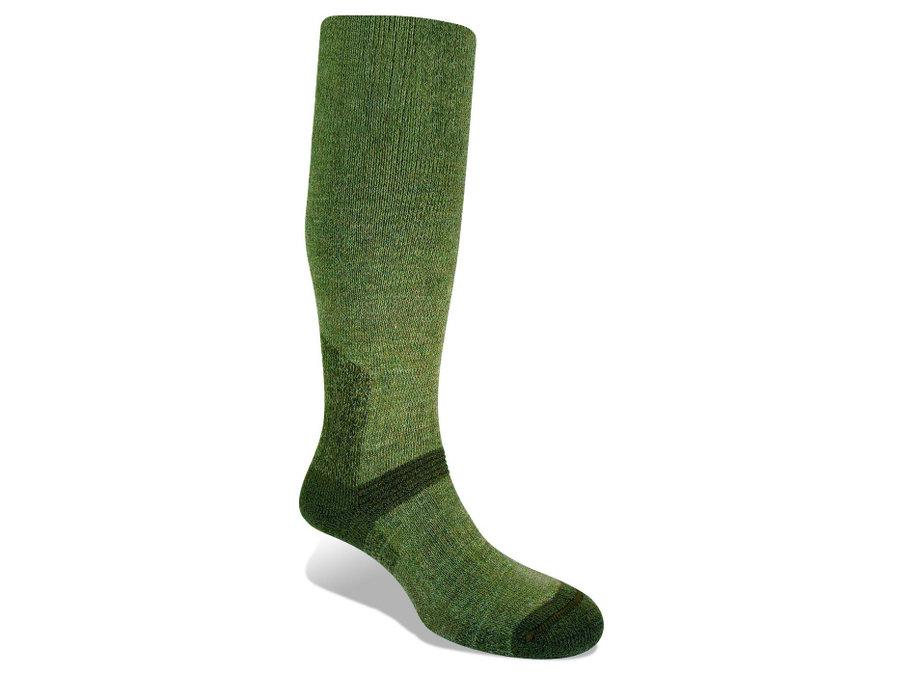 Zelené pánské lyžařské ponožky Bridgedale - velikost 40-43 EU